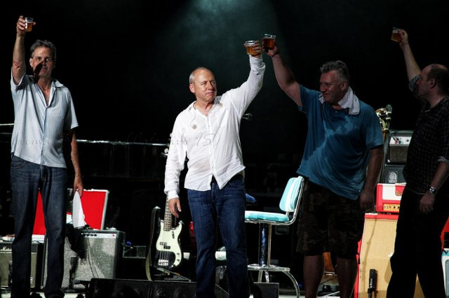 26/07/2010 Mark Knopfler en concierto
