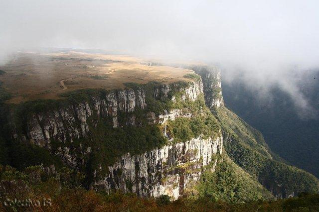 Cañón Fortaleza (P.N. Sierra Geral, Brasil)