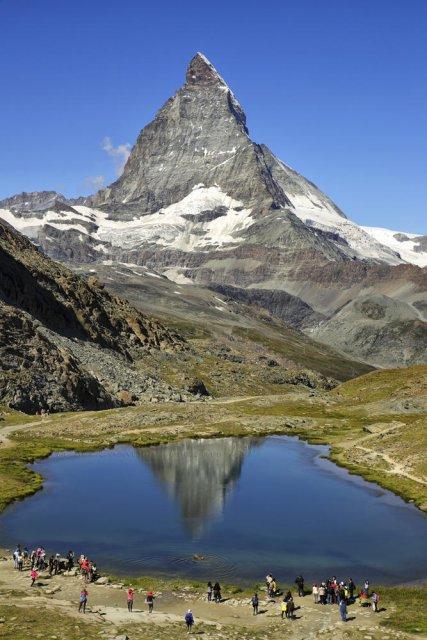 De cuando el Matterhorn quedo eclipsado