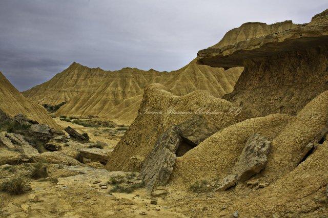 Ejemplos de erosión