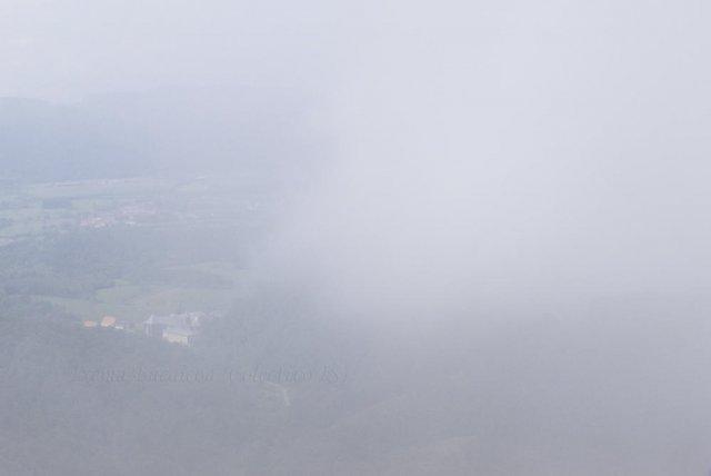 Entre nubes