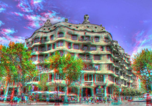 HDR - 3D