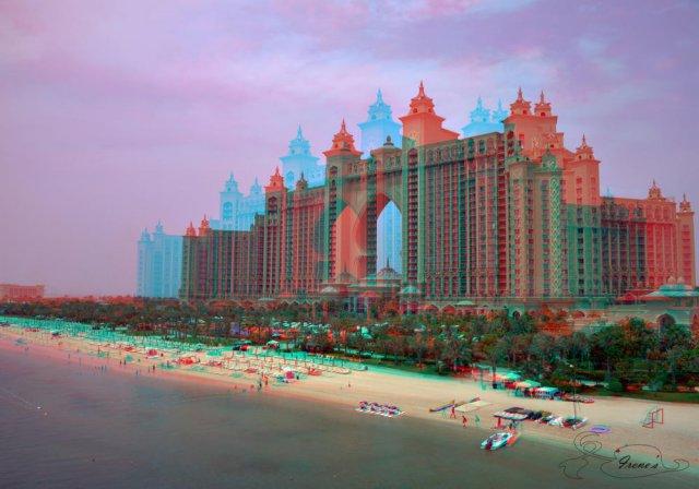 """Hotel Atlantis de Dubai """"Impresionante"""""""
