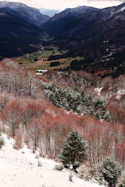 Invierno en Belagua