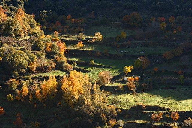 La Alpujarra en otoño