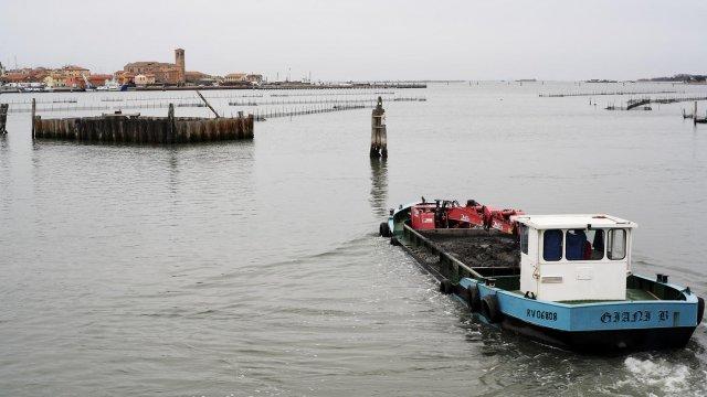 La barcaza, Chioggia