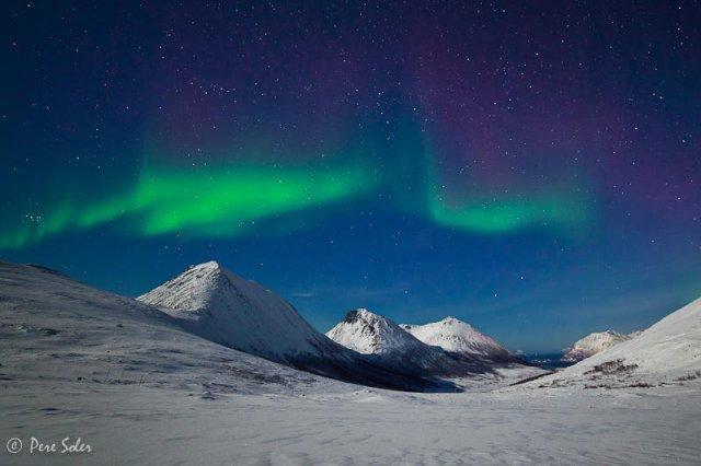 La danza de las luces del Norte