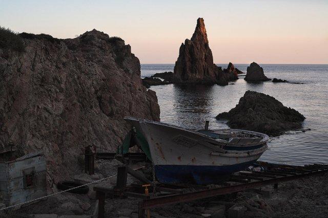 La Sirenas, Cabo de Gata