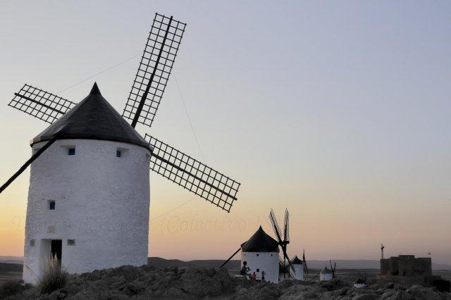 Los molinos de Consuegra