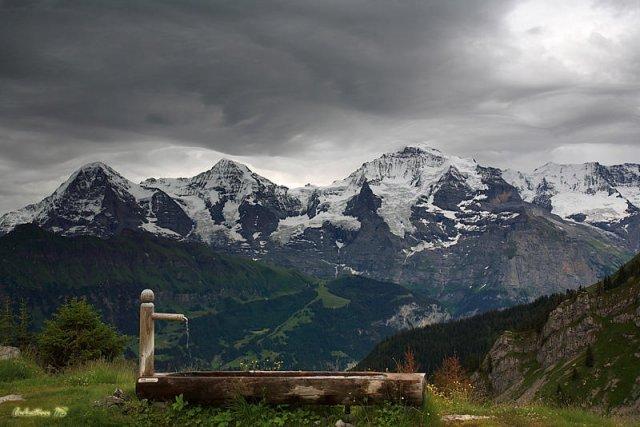 Macizo de La Jungfrau