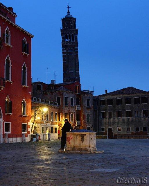No solo Pisa tiene una torre inclinada