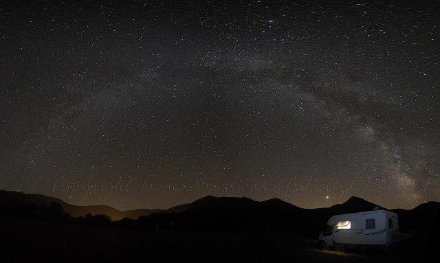 Nuestro techo bajo las estrellas