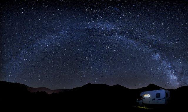 Nuestro techo bajo las estrellas II