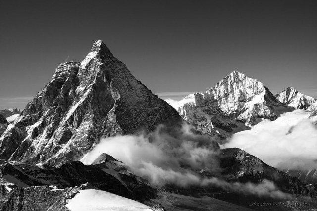 Paraísos de hielo y roca