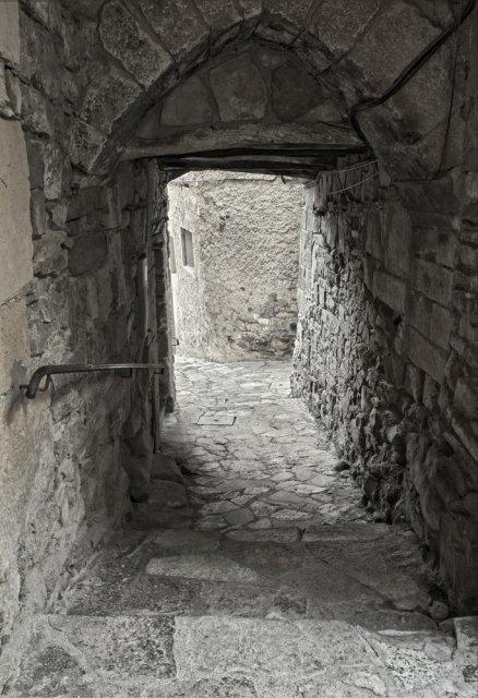 Pasadizo En Guimerà