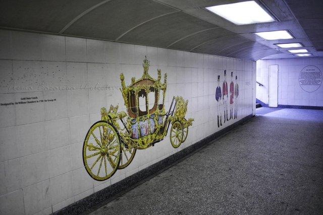 Pasaje londinense