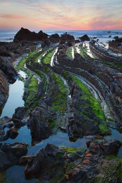 Playa de Barrika (Vizcaya)