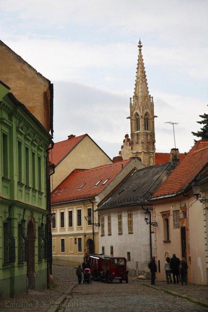 Por la vieja Bratislava
