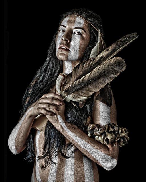 Retrato étnico 1