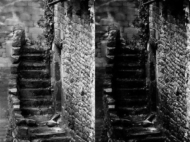 Ruina en dos versiones