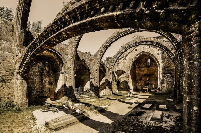 Ruinas eclesiasticas