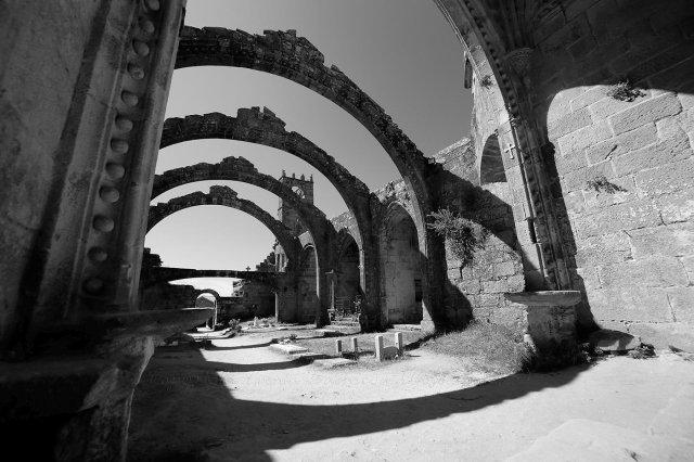 Ruinas eclesiásticas II
