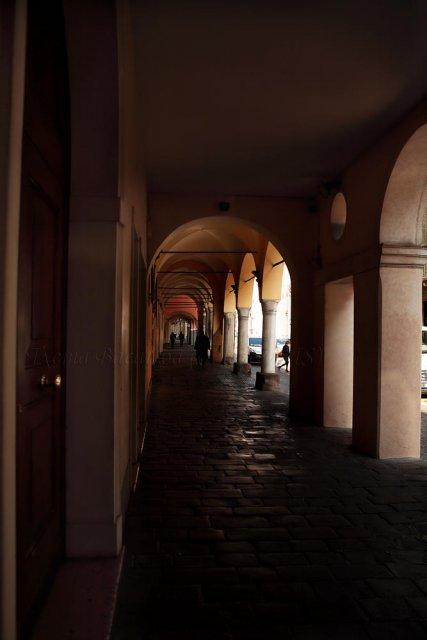 Soportales en Padova