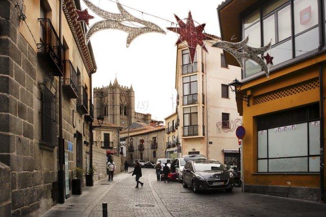 Un paseo por Ávila II