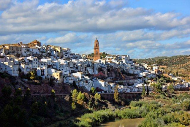 Vista de Montoro (Córdoba)