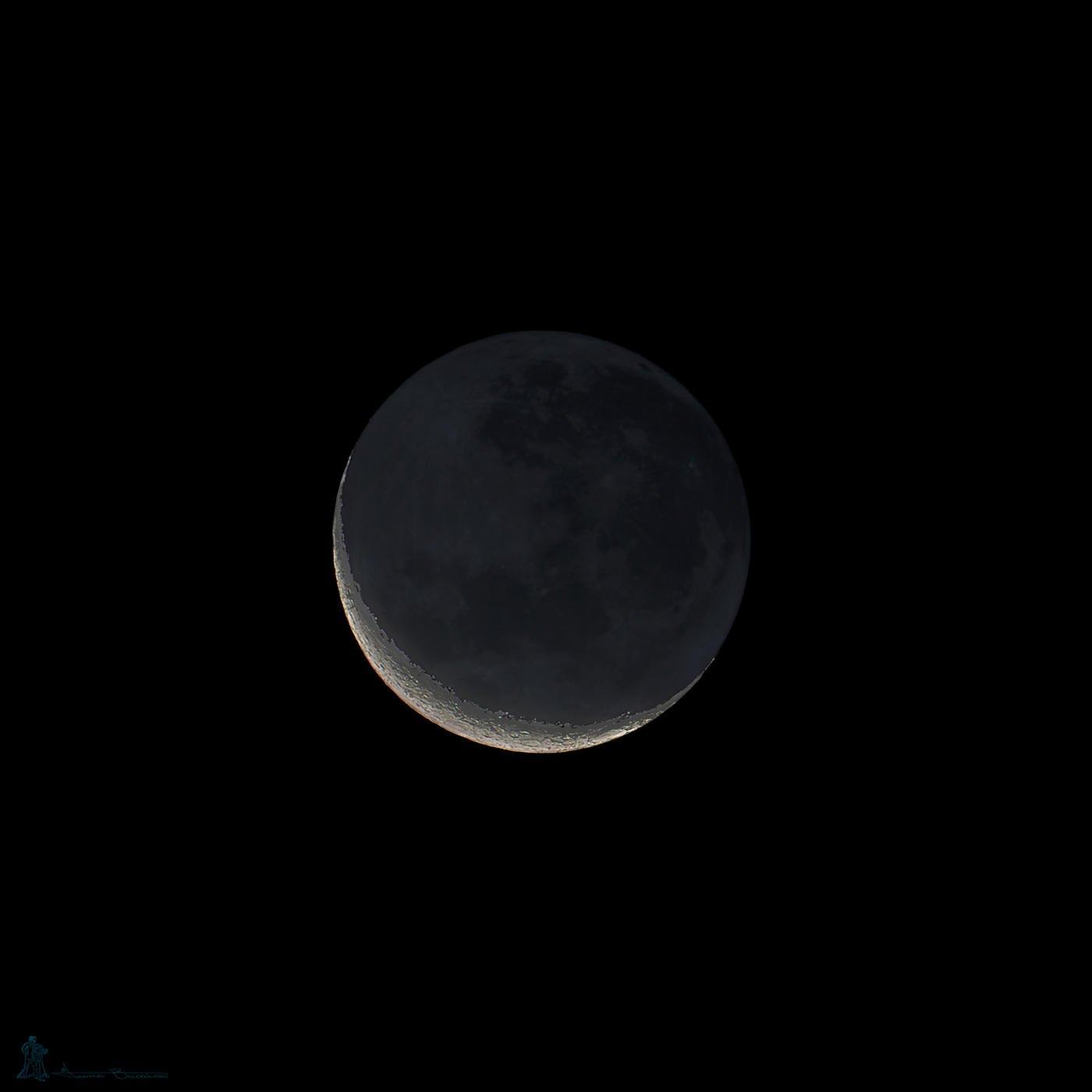 ¿Luna invisible? (Txema Bacaicoa (Colectivo IS))