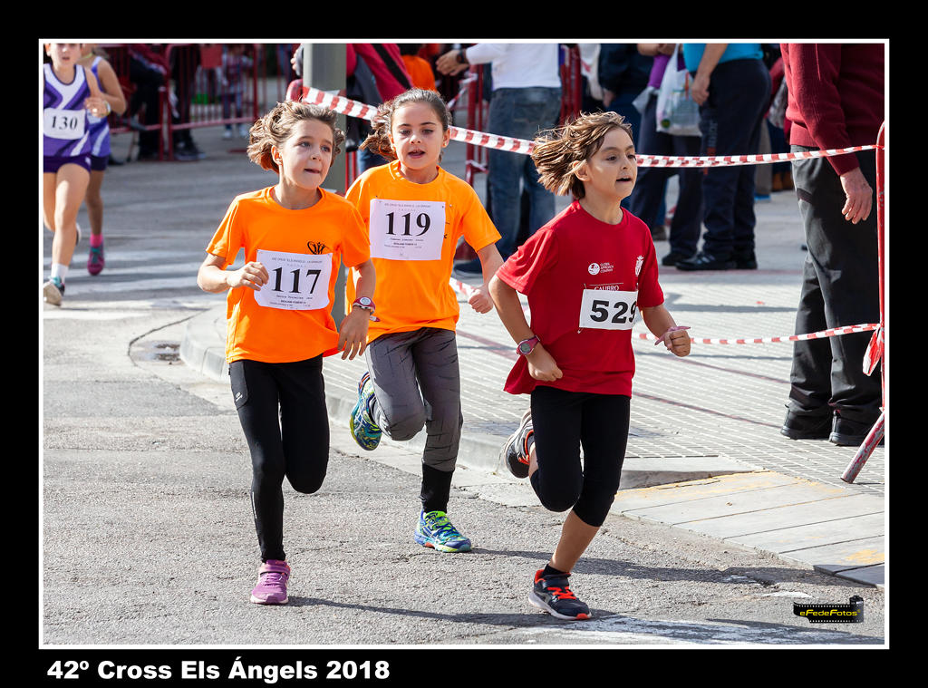 42º Cross Els Ángels 2018 (Fede Rosillo)