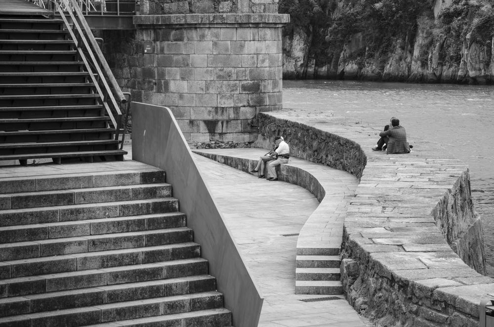 A la orilla del río (Abrahan Manuel Francisco)