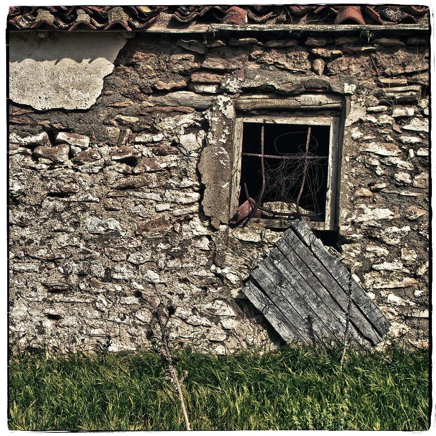 Abandono rural (II) (Salvador Solé Soriano)