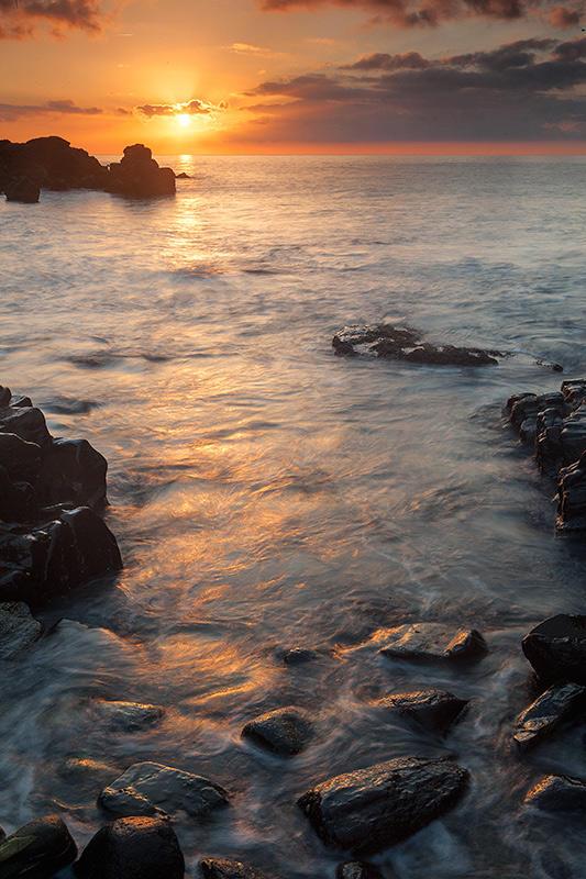 Amanece en la costa Granadina, No todo es Islandia (david Pérez Hens)