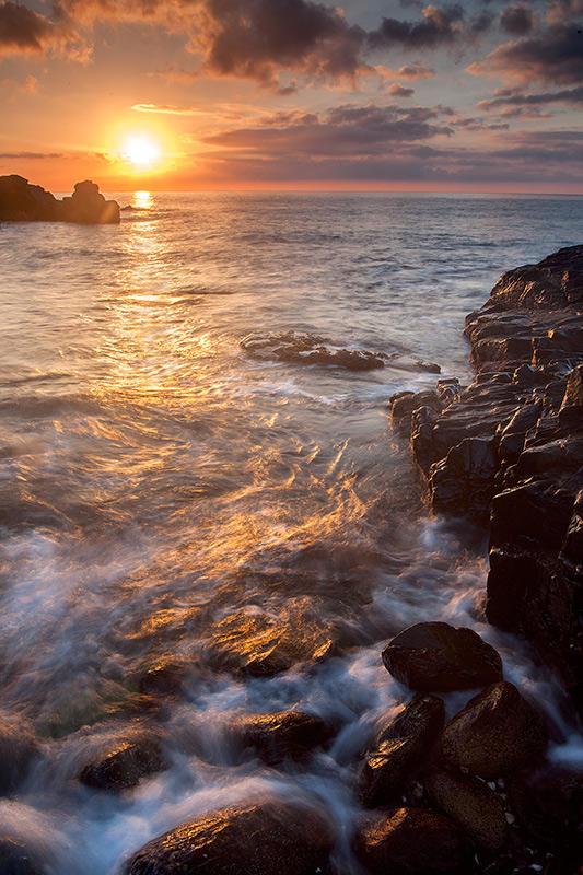 Amanecer en la costa Granadina, no todo es Islandia II (david Pérez Hens)