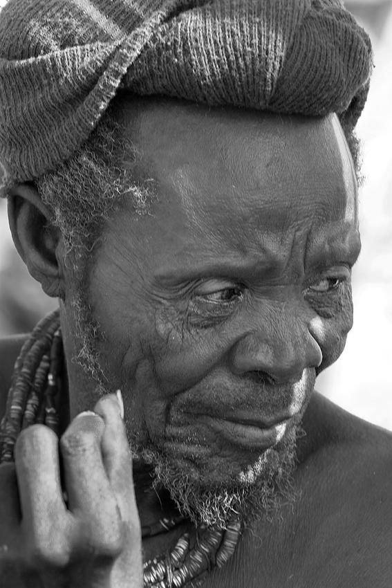 Anciano Himba (david Pérez Hens)