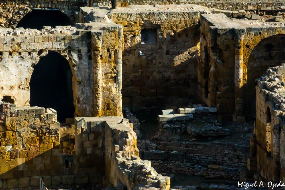 Anfiteatro Romano (Miguel Ojeda Usillos)