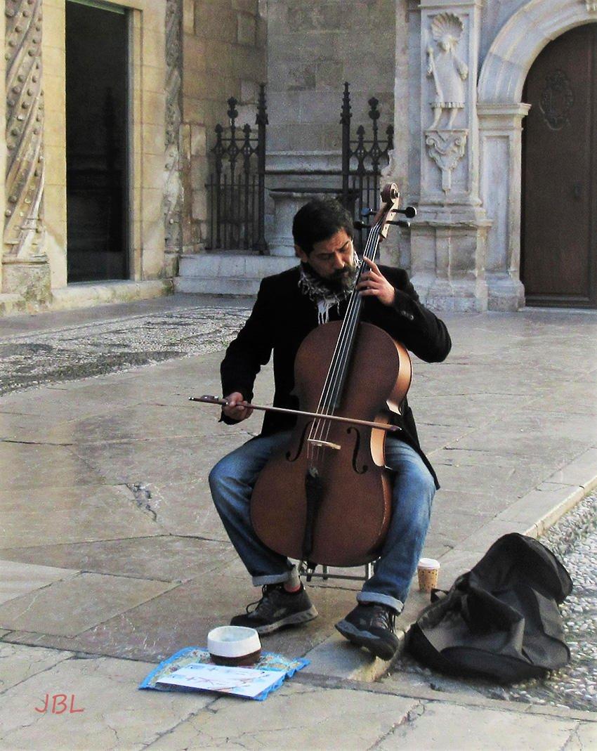 ARTE CALLEJERO (José Biedma López)