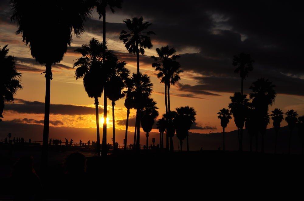 Atardecer en Venice Beach (mark Arvin Dominguez Sotto)