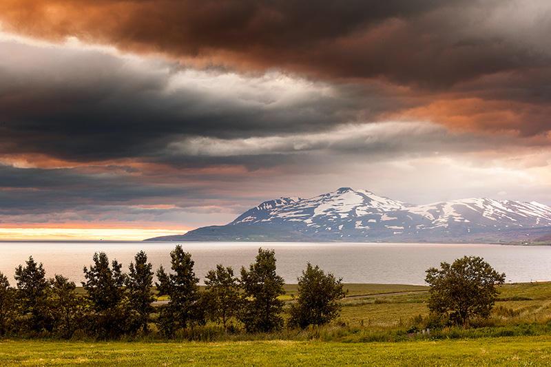 Atardecer en el fiordo, Islandia 63 (david Pérez Hens)