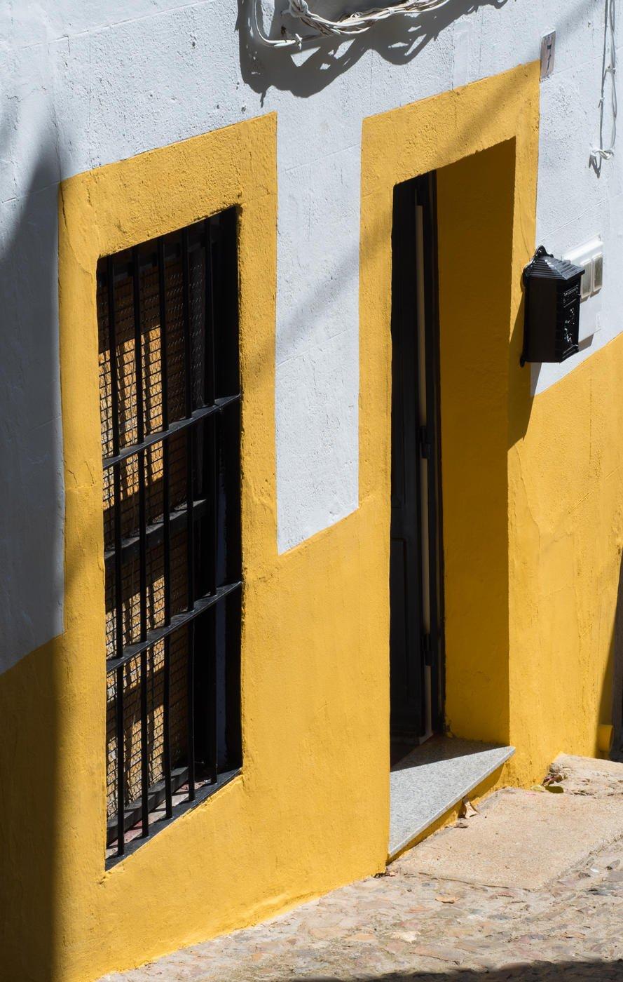 Atracción amarilla. (Luis Montalbán Pozas)