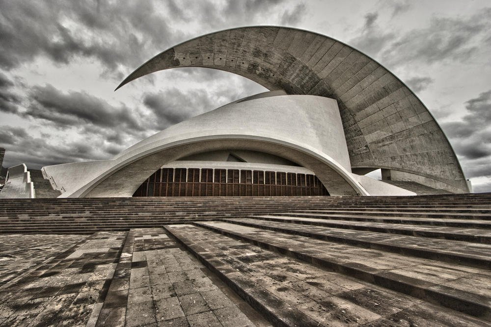 Auditorio de Tenerife (Salvador Solé Soriano)