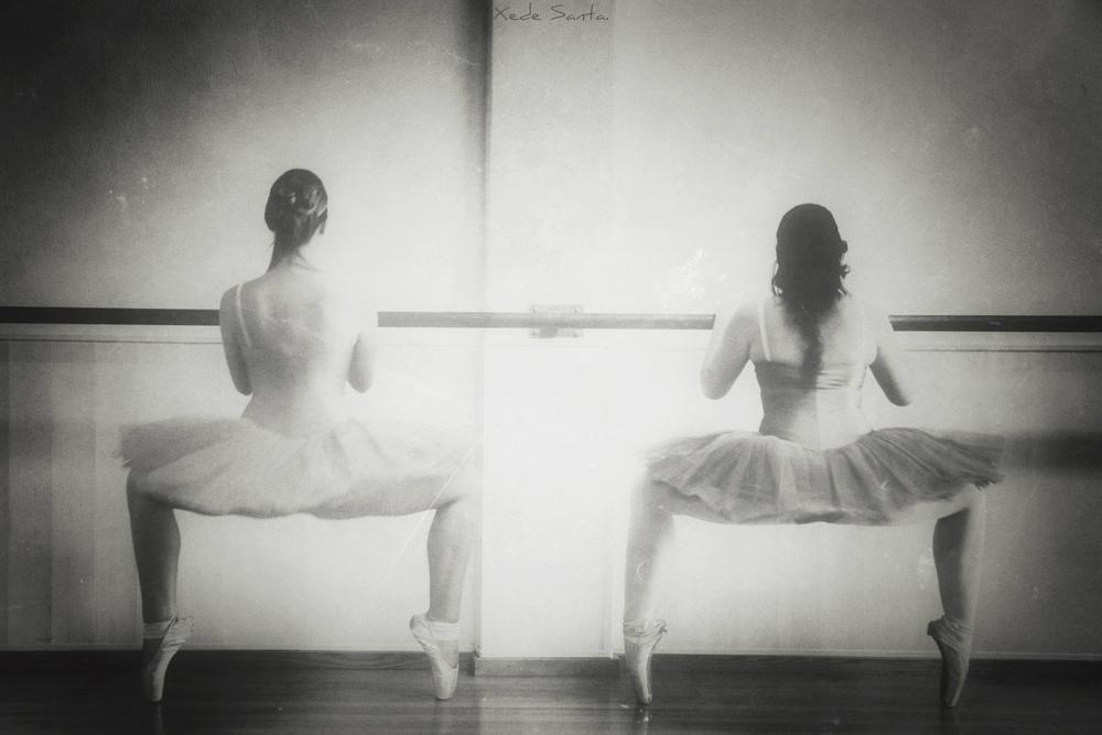 Ballet. (chedey santana)
