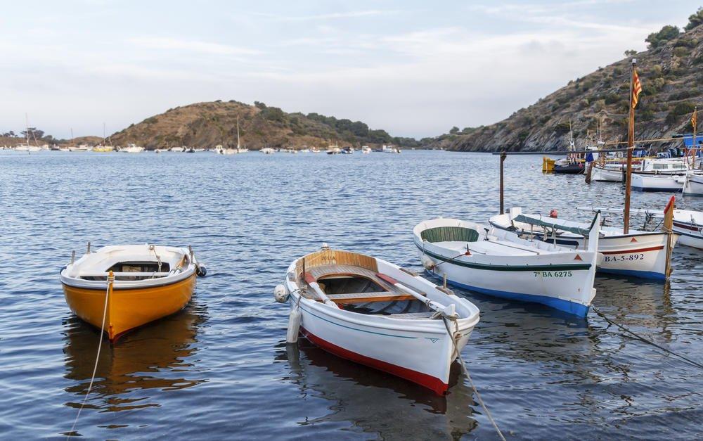 Barcas en Port LLigat (Miguel Angel Vázquez Márquez)