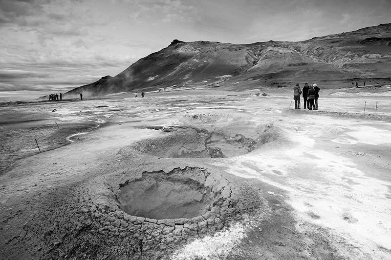 Blanco y negro, Islandia 80 (david Pérez Hens)