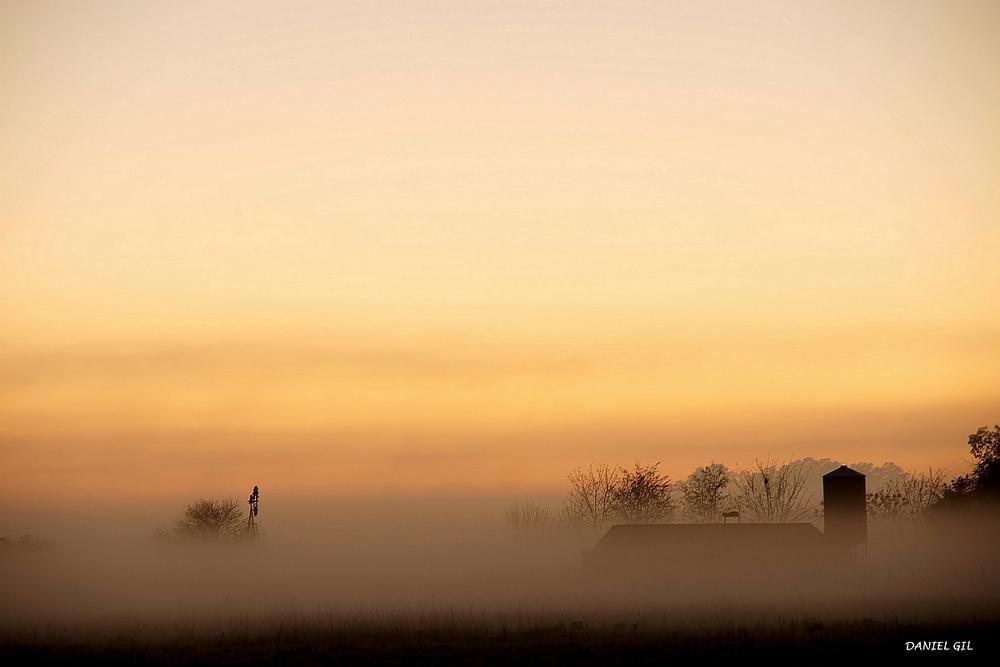 bruma matinal (Daniel Gil)