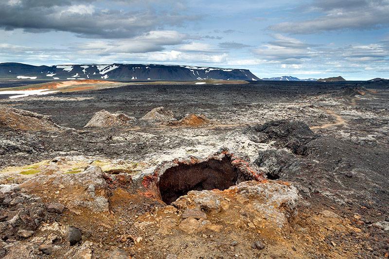 Caminando entre ríos de lava.Islandia 40 (david Pérez Hens)