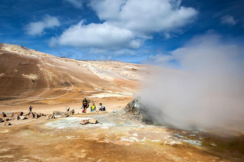 Caminar por lugares diferentes. Islandia 146 (david Pérez Hens)