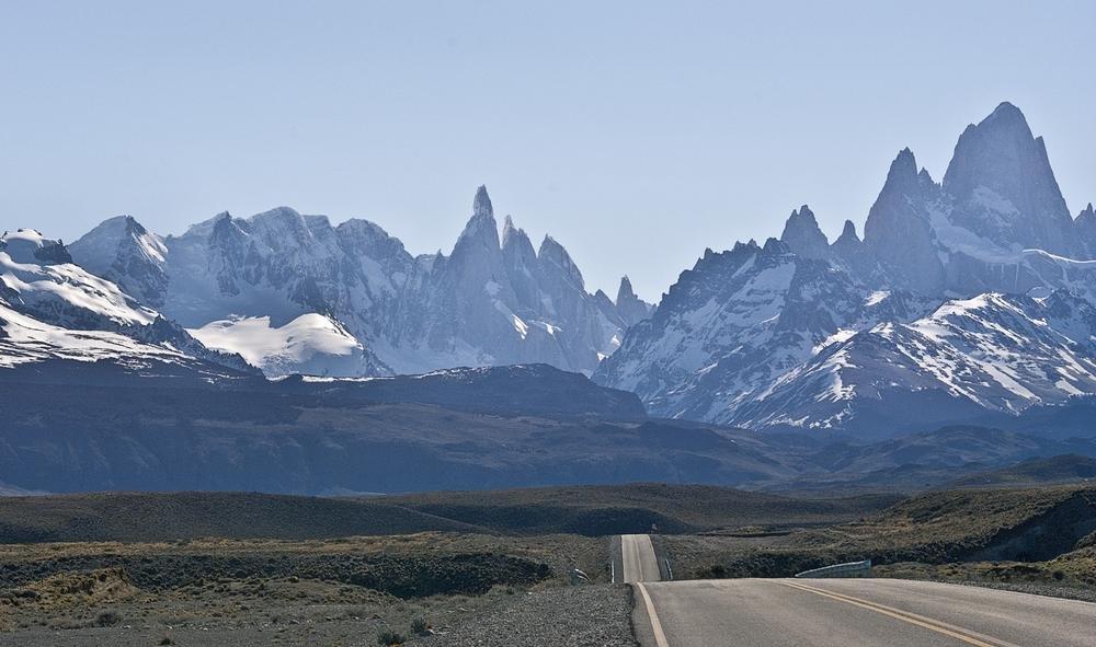 Camino al Chaltén (Carmen Iarzabal)