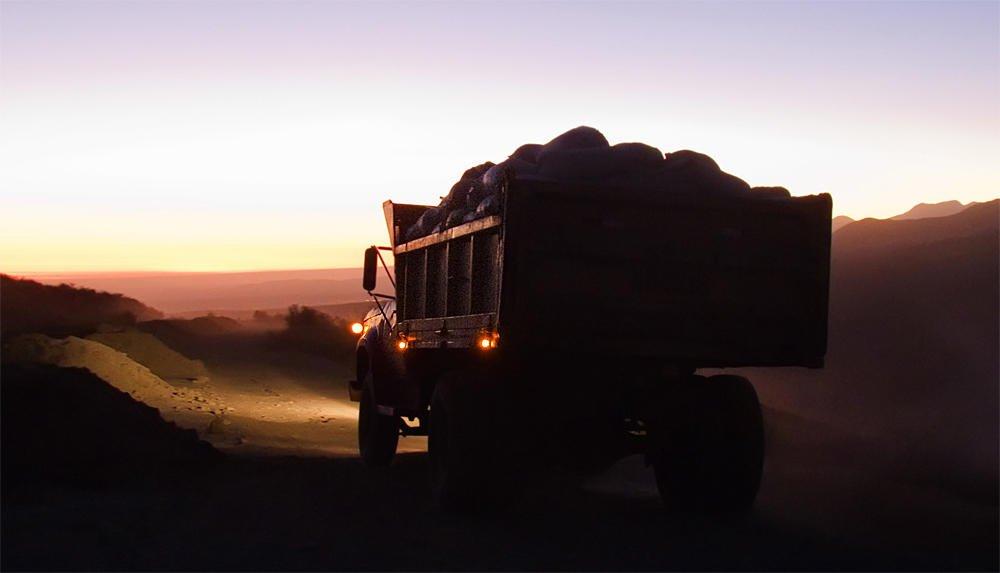 Camión salinero (Salvador Solé Soriano)